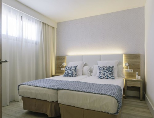 [1 BEDROOM APARTMENT SEA VIEW (2 ADULTS AND 2 CHILDREN)] Cozy elegant apartment with pool