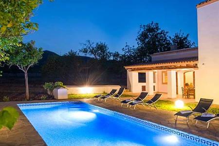 Breathtaking Pool Villa Santa Gertrudis – IBIZA 3 VillaVicen20