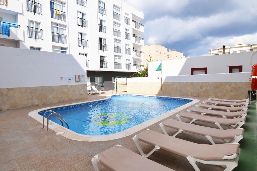 Cozy Bright Sea View Studio with Pool SAN ANTONIO FORSAIBZ Pool