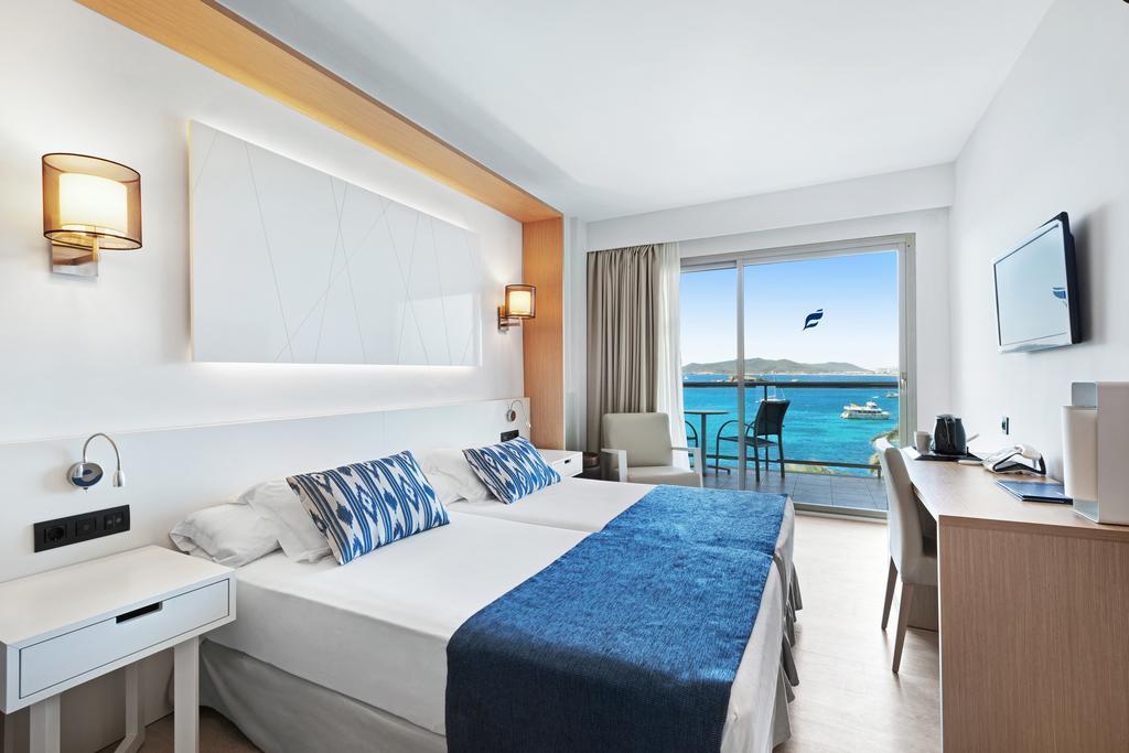 Hotel in Ibiza city sea view IBIZA HTL THLMS Sea View Room