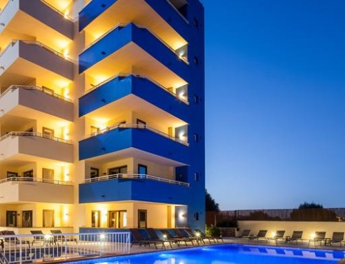 Stylish holiday apartment with swimming pool close to Ibizan nightlife, PLAYA DEN BOSSA – Property Code: Ibheaap