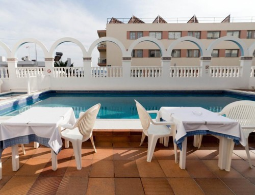 [1 BEDROOM APARTMENT SEA VIEW (3 ADULTS)] Nice holiday apartment, Ibiza city center, close to the beach