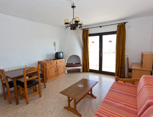 [STANDARD APARTMENT (5 GUESTS)] Quiet Sea View Holiday Apartment Cafè del Mar