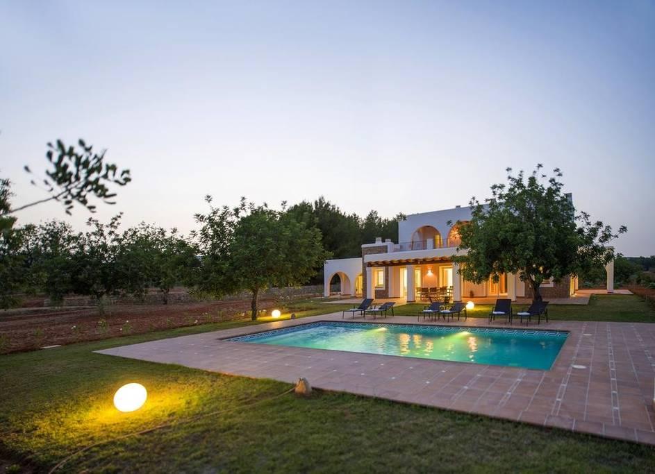 Stunning Villa with Pool IBIZA 8 Guests VillaVicen18 1