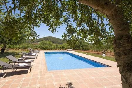 Stunning Villa with Pool IBIZA 8 Guests VillaVicen18 32