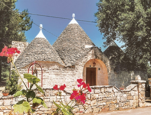 "Real ""Trulli"" Stone House in Brindisi Puglia"